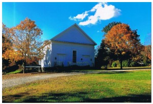 Fall at the Meeting House